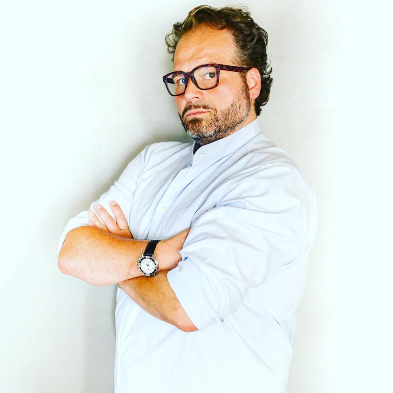 Gianleo Berardinelli - Osteopata e Consulente Alimentare - NutriEffect