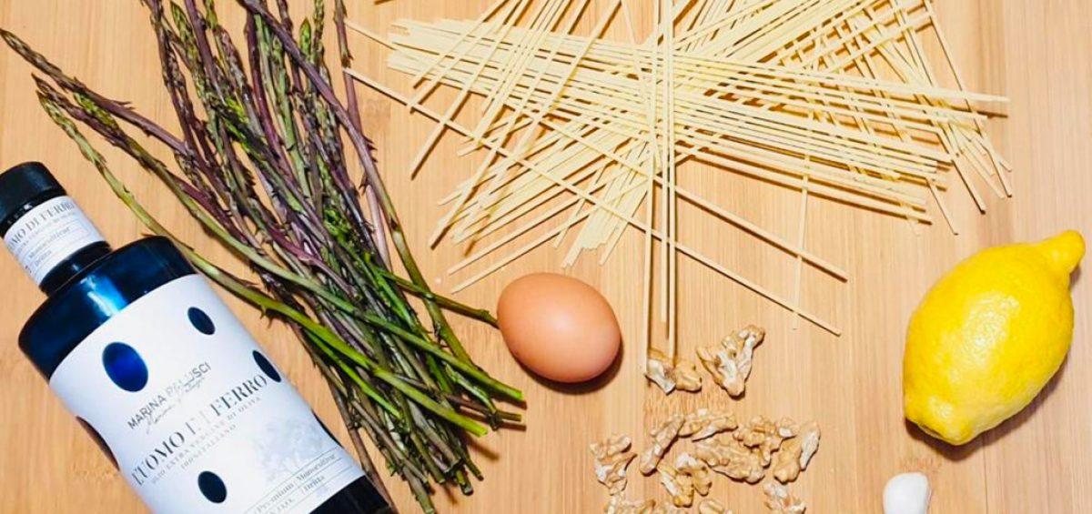 Blog NutriEffect: La Carbonara di Asparagi - Ingredienti